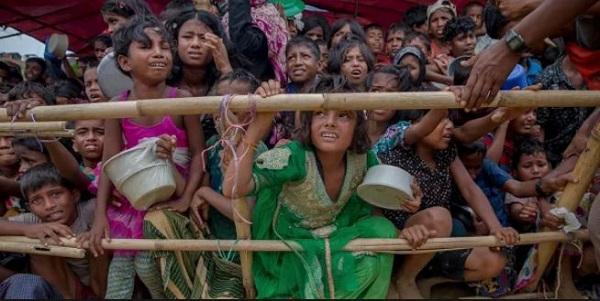 রোহিঙ্গা হত্যাকাণ্ড-মিয়ানমার সেনাবাহিনী