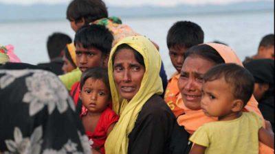 রোহিঙ্গা-মিয়ানমার-ধর্ষণ-গণহত্যা-আইসিসি